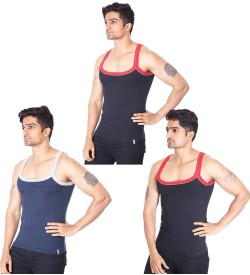 ELEGANT GYM VEST 11 (PACK OF 3) - 02