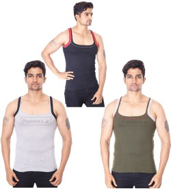 ELEGANT GYM VEST 12 (PACK OF 3) - 01