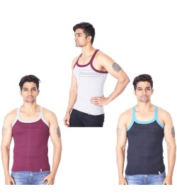 ELEGANT GYM VEST 9 (PACK OF 3) - 02