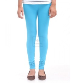 PRISMA LEGGINGS - PEACOCK BLUE