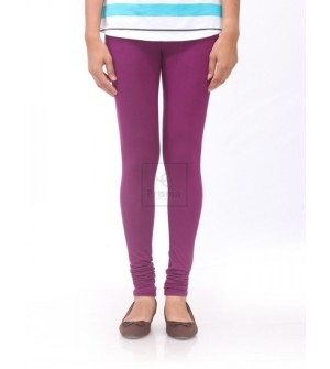 PRISMA LEGGINGS - PLUM
