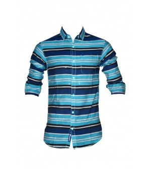 Black Booster Casual Shirt For Mens & Boys - SH7542