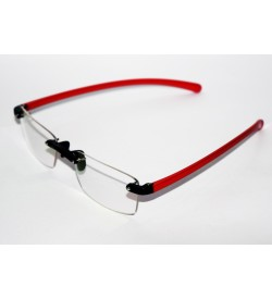 Red Rectangle Frame - SP6875