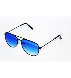 New Fashion Aviator Sunglasses Kids  (Blue) - SP6915