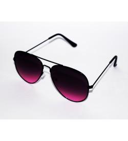 New Fashion Aviator Sunglasses Kids (Black) - SP6925