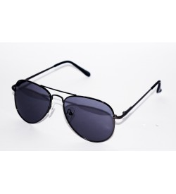 S.King Cobbra Aviator Sunglasses  (Black) - SP6933