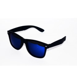 Tigers Pocket Folding Wayfarer Sunglasses  (Black) - SP6957