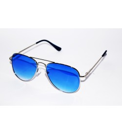 S.King Cobbra Aviator Sunglasses (Blue) - SP7004