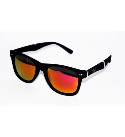 Ren Bei Wayfarer Sunglasses  (Black) - SP7014