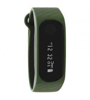 Fastrack Reflex 2.0 Smart Band in Military Green with Charcoal Black Accent For Mens & Boys