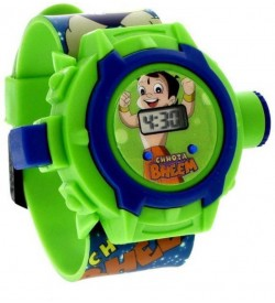 Chota bheem Projector Watch - For Boys & Girls