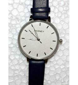 Fioney Navy Blue Watch For Girls-W30