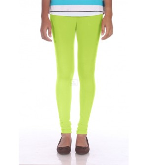 PRISMA LEGGINGS - LIME GREEN